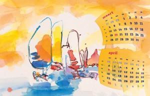 Kalender Wilskracht 2012 3/7