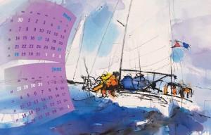 Kalender Wilskracht 2012 4/7
