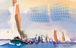 Kalender Wilskracht 2012 6/7